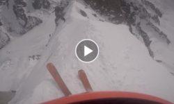 Lyžovačka na vrchole hôr