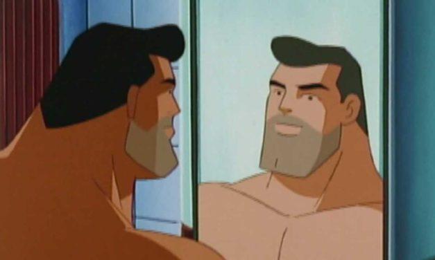Ako sa holí Superman?!!