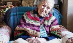 Zomrela  Emma Morano. Posledná človek na Zemi, ktorý sa narodil v roku 18XX. Narodila sa v r. 1899