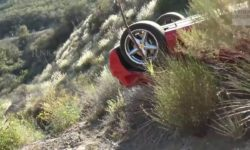 Supercar Crashes – Ferrari Edition