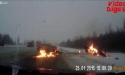 Zbierka šialených havárií