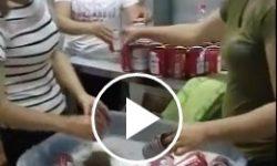 Ako sa robí z piva voda – Made in China samozrejme :)