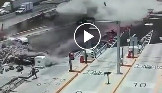 Nákladné auto zrámovalo cestárov
