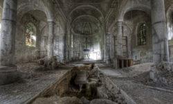 14 zabudnutých a opustených kostolov