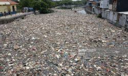 Najznečistenejšia rieka na svete –  Citarum River, Indonesia