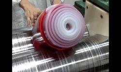 Miešanie farebného silikónu