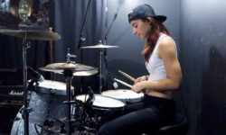 Fajnový drum cover od Green Day – Basket Case