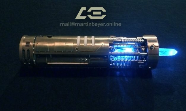 Najvernejší svetelný meč zo Star Wars