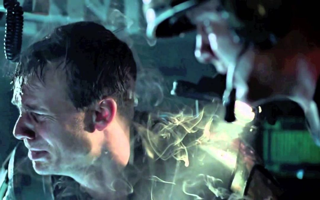 Trailer na ALIENS z roku 2012
