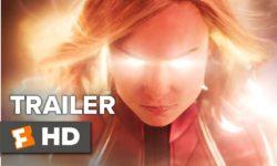 Kapitán (ka) MARVEL Trailer