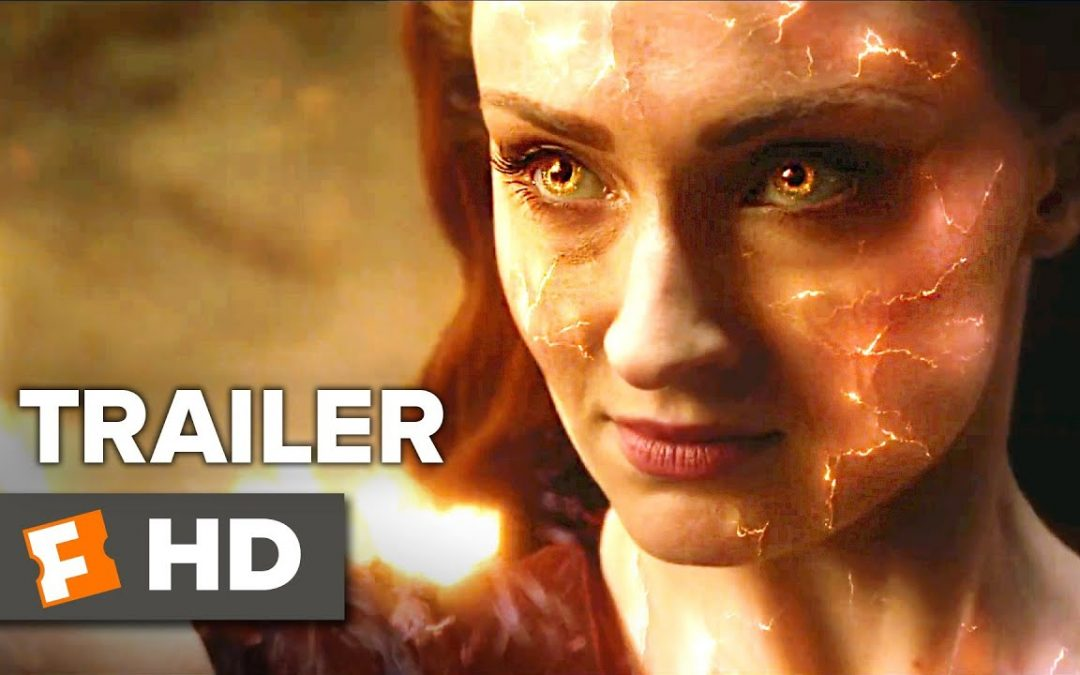 X Men – Dark Phoenix Final Trailer