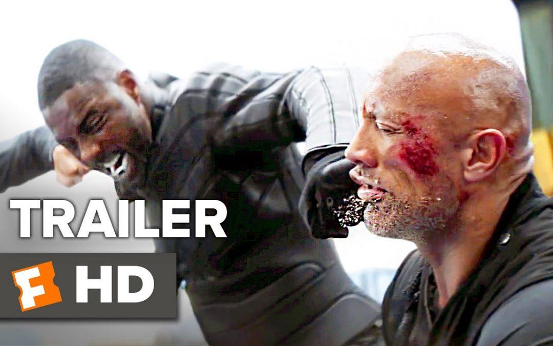 Hobbs & Shaw Trailer #1