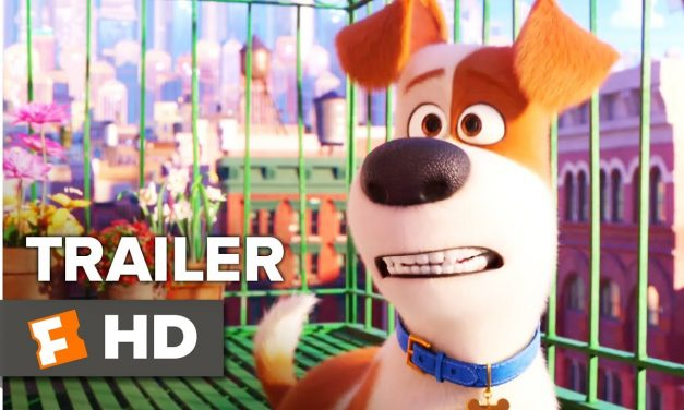 Secret Life of Pets 2 trailer