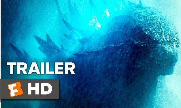 Godzilla 2 trailer