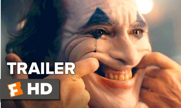Joker teaser trailer (2019)