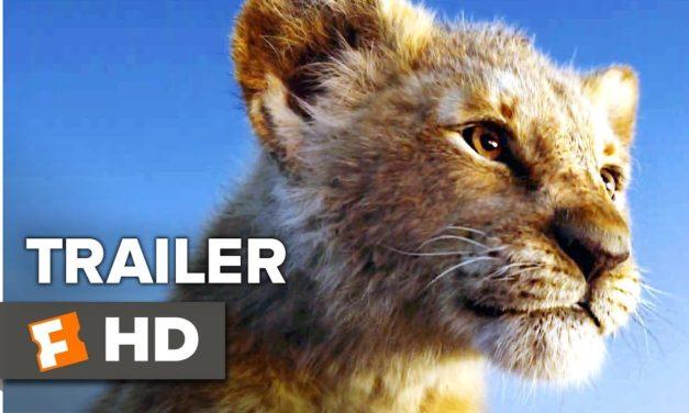 Lion King 2019 – Oficiálny trailer je von!