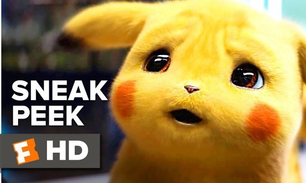 Pokémon Detective Pikachu – ukážka sveta pokémonov, trailer