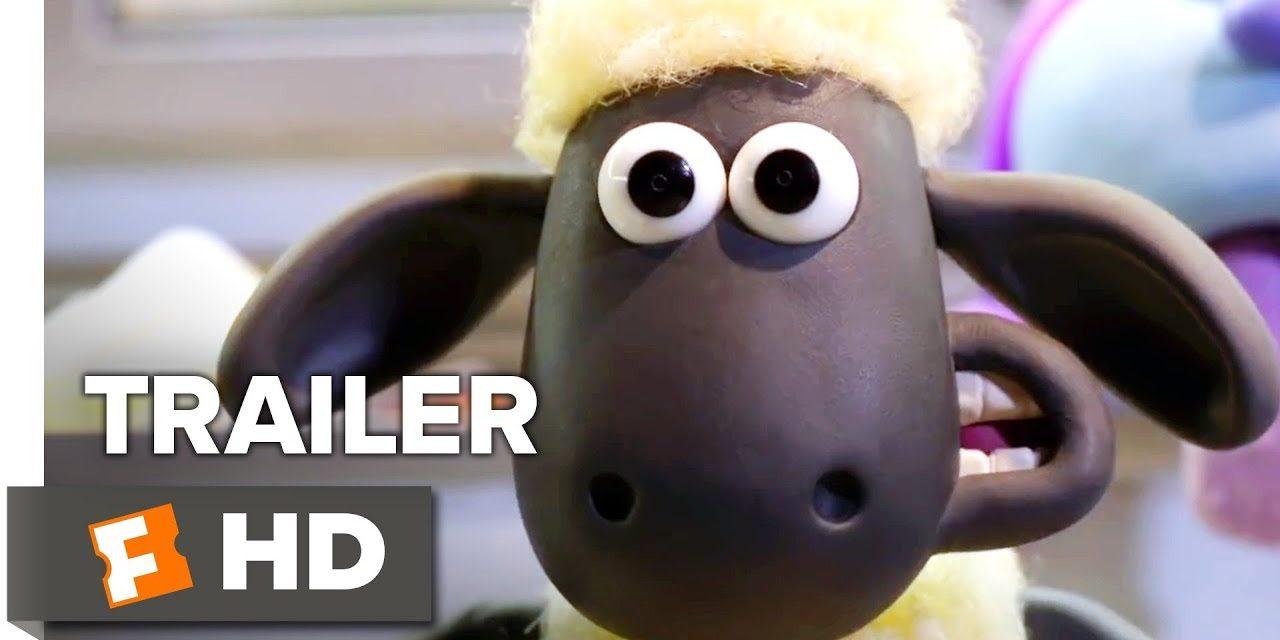 Shaun the Sheep Movie: Farmageddon Trailer #1