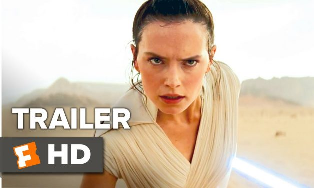 Star Wars: The Rise of Skywalker Teaser Trailer #1