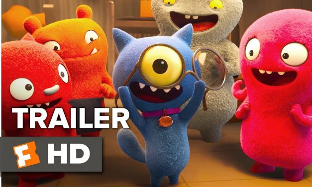 Ugly Dolls trailer